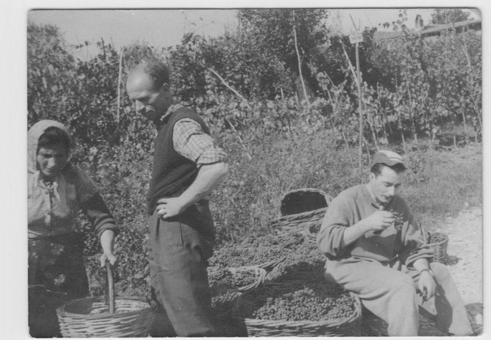 Mio padre Giorgi Franco con mia mamma e mio cugino 001